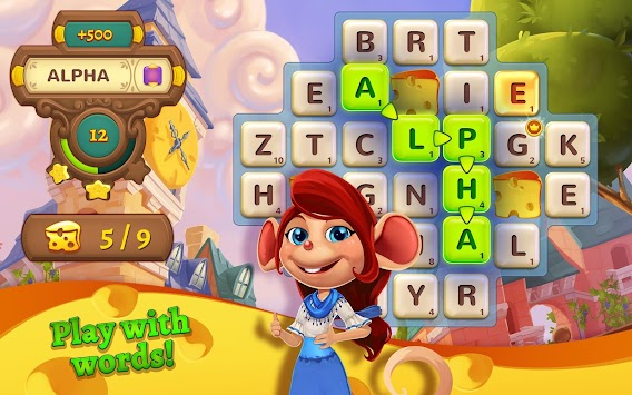AlphaBetty Saga APK screenshot thumbnail 13