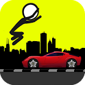 StickMan - Jump on Road icon