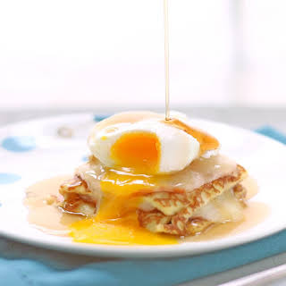 Monte Cristo Breakfast Casserole (Low Carb and Gluten Free).
