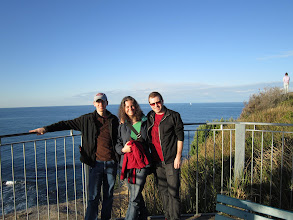 Photo: Then we took a walk down Manly Beach.