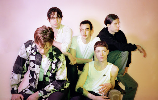Iceage – 'Seek Shelter' review: Danish punks' bombastic arena rock reinvention