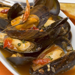 Mussels In Wine With Rosemary Recipes