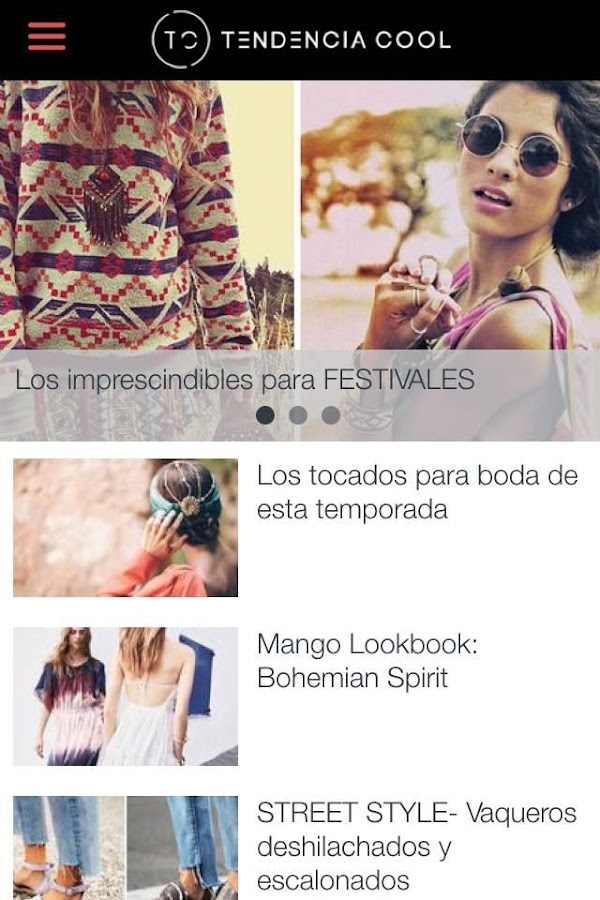 Tendencia Cool- screenshot