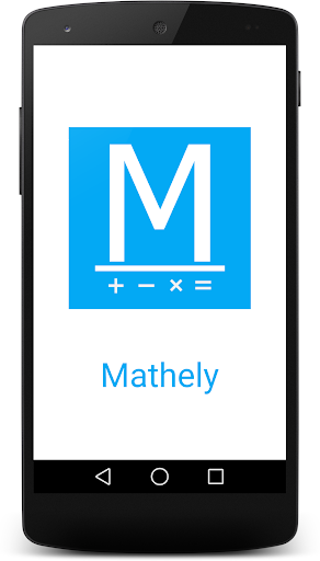 Mathely: Math Trainer