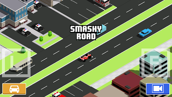 Smashy Road: Wanted: miniatura de captura de pantalla