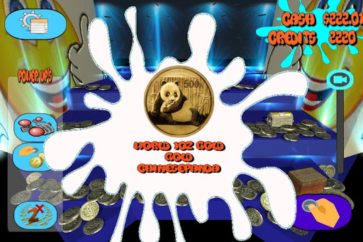 Penny Arcade Coin Dozer cash  screenshots 8