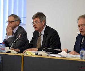 5 zaken om te onthouden na de agendabepaling door de KBVB in het matchfixingdossier