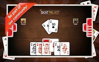 Screenshot of Skat-Palace