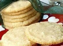 Lemon Coconut Snickerdoodles Recipe