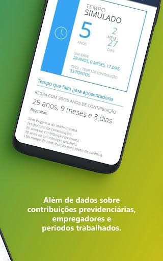 Meu INSS u2013 Central de Serviu00e7os 4.10.2 screenshots 3