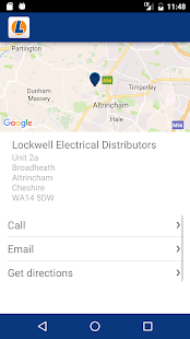 Lockwell Electrical Locator- screenshot thumbnail
