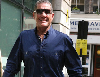 Dale Winton laid to rest