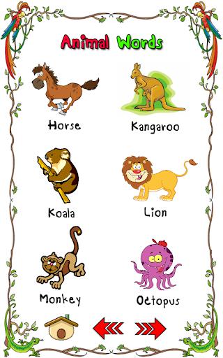 玩免費教育APP|下載子供のためのスペルの単語 app不用錢|硬是要APP
