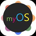 myOS- CM13/12.1/12 Theme icon