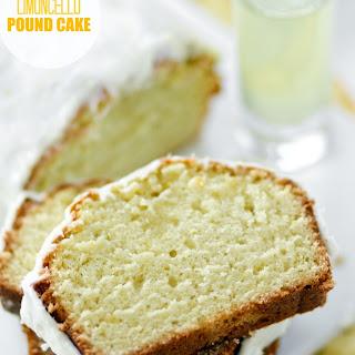 Limoncello Pound Cake.