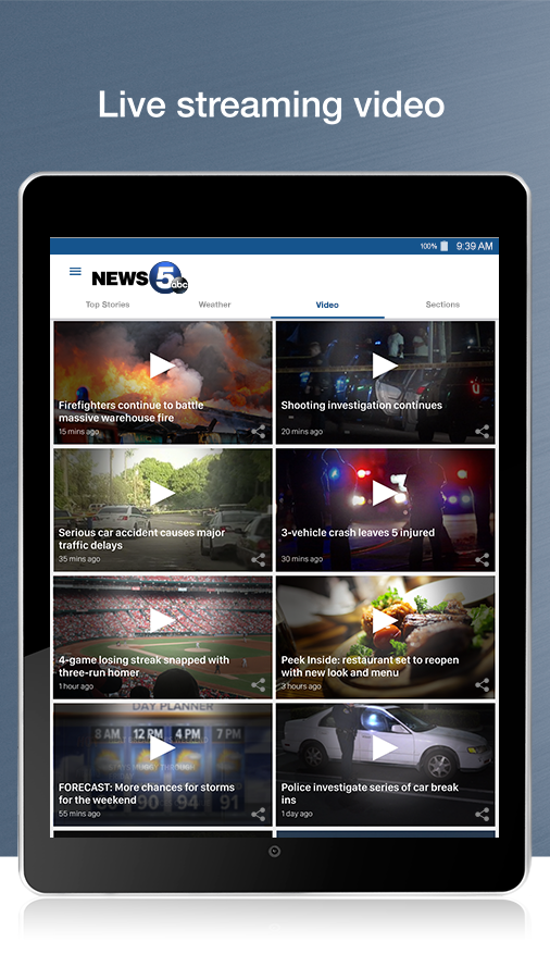 News 5 Cleveland- screenshot