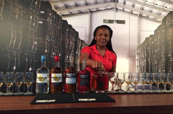 Destilaria Mount Gay Rum