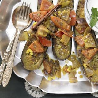 Indian Eggplant.