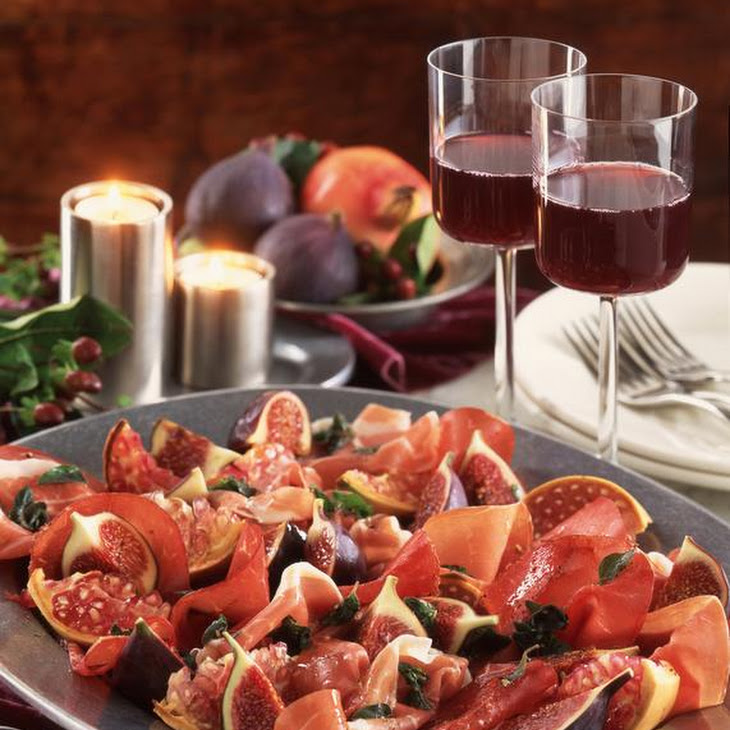 Fig and Prosciutto Platter