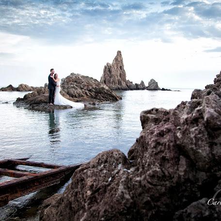 Fotógrafo de bodas Carlos Martínez (carlosmartnez). Foto del 10.02.2018