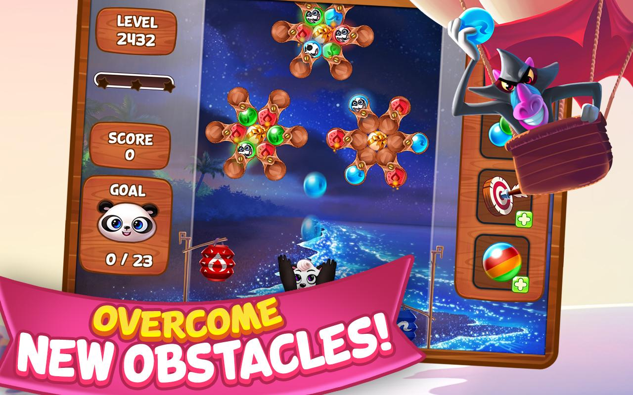 Panda Pop - Bubble Shooter Game. Blast, Shoot Free- screenshot
