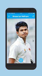 Shreyas Iyer WallPaper - náhled