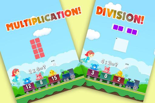 Child Learn Math 1st 2nd grade 1.6.0 screenshots 4