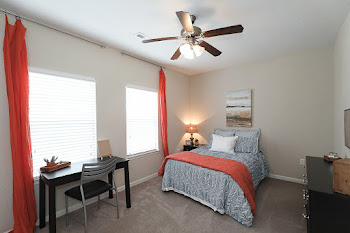 Go to Two Bed, 2.5 Bath Floorplan page.