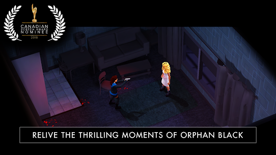Orphan Black: The Game Apk Download For Android and Iphone 5