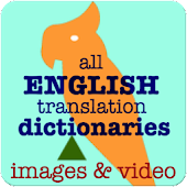 Translator Dictionary & Images