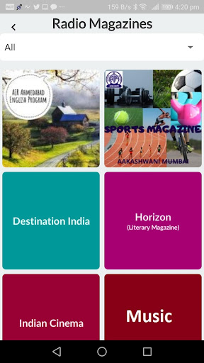 NewsOnAir: Prasar Bharati Official App News+Live 30 Screenshots 8