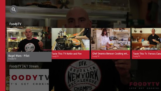 FOODYTV- screenshot thumbnail