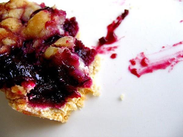Grape Harvest Pie Recipe