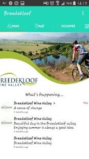 Breedekloof Wine Valley - náhled