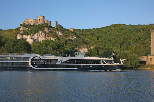The 128-passenger Avalon Tapestry II features itineraries in France's wine regions.