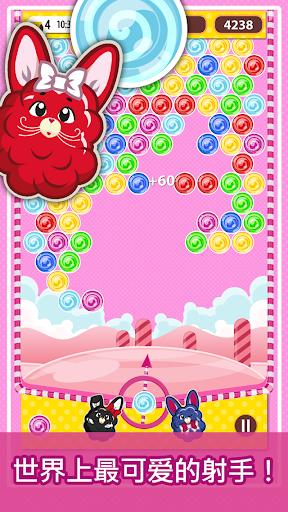 玩免費休閒APP|下載Cotton Candy Mouse Bubble app不用錢|硬是要APP