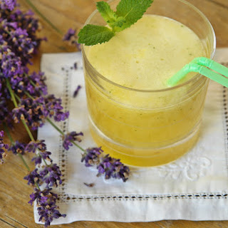 Pineapple and Mint Refreshment Recipe