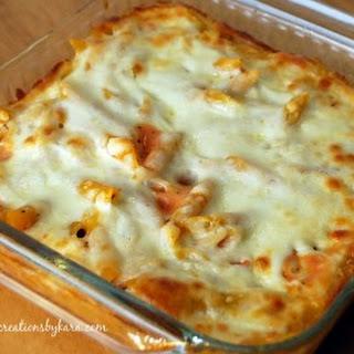Cheesy Italian Pasta Bake Recipes.