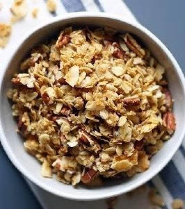 Coconut Pecan Granola Recipe