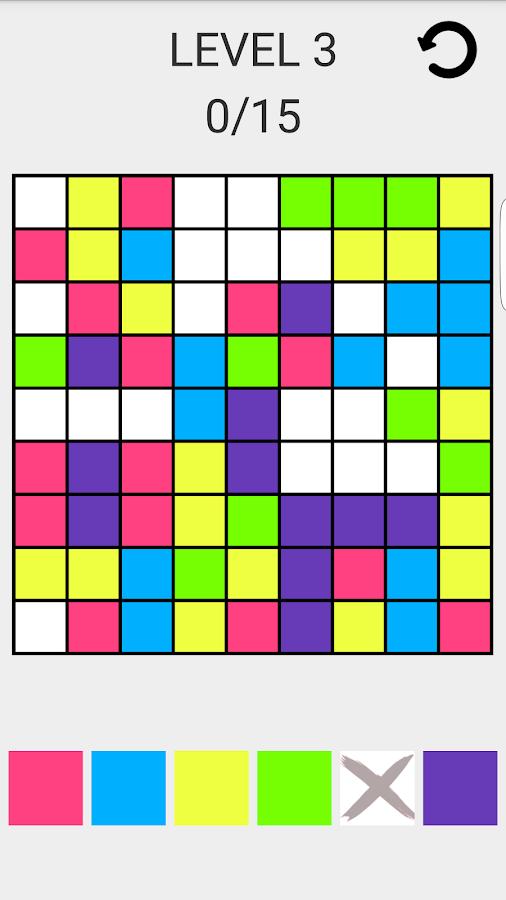 Color Flood: Brain Challenge