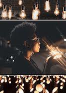 Illuminated Collage - Card item