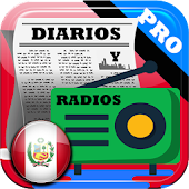 📻 Radios Del Peru 🎧 Peruvian Newspapers 📱 Rpp
