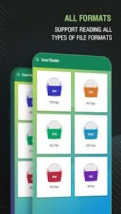 Free Excel Viewer – Document Viewer, Excel Reader 2