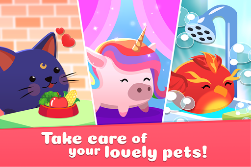 Animal Rescue - Pet Shop and Animal Care Game 2.1.2 Mod screenshots 2