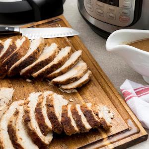 Electric Pressure Cooker Turkey Breast