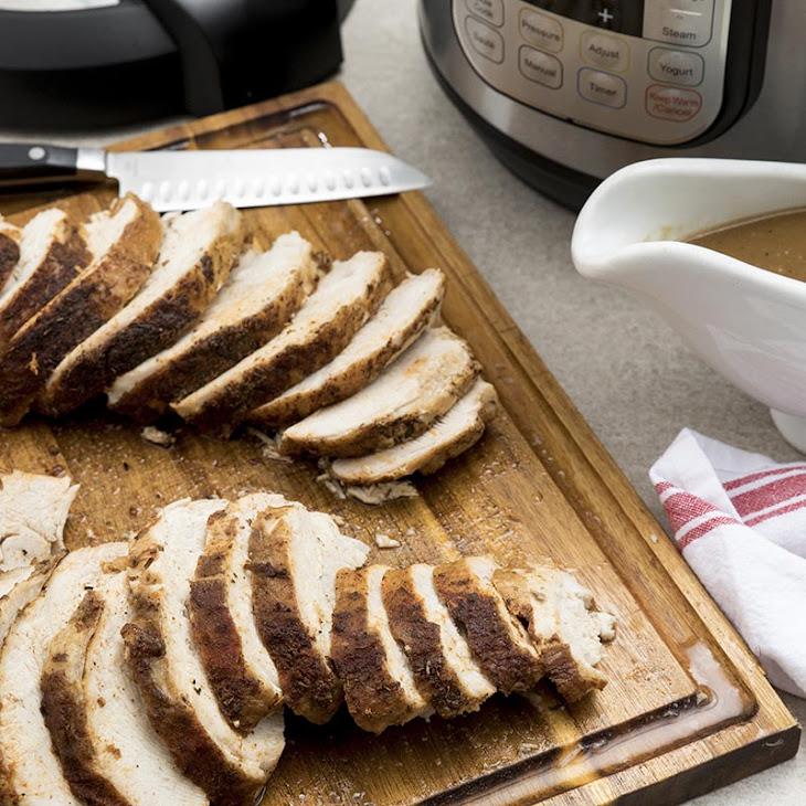 Electric Pressure Cooker Turkey Breast Recipe