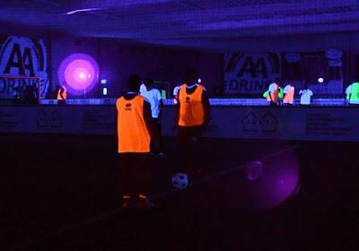 Spelen in het donker? Een groot succes in Genk!