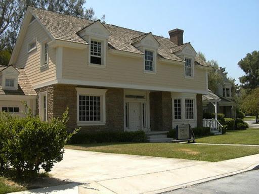 25 casas que foram filmadas para fazer filmes e séries de TV