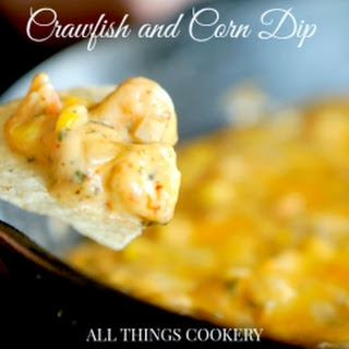 Crawfish and Corn Dip