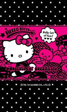 ハローキティ ライブ壁紙(KT9)のおすすめ画像1